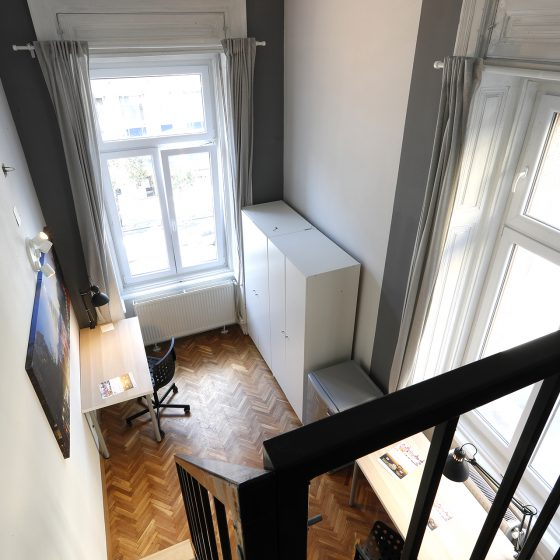 Student Room for rent in Budapest Washington Room